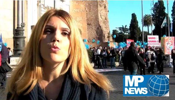 Roma, Piazza della Repubblica (novembre 2011)