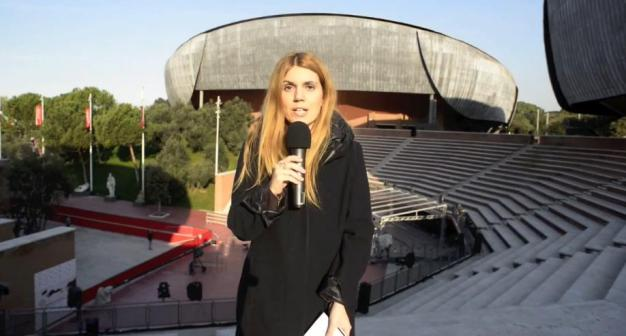 Roma, Auditorium Parco della Musica.
