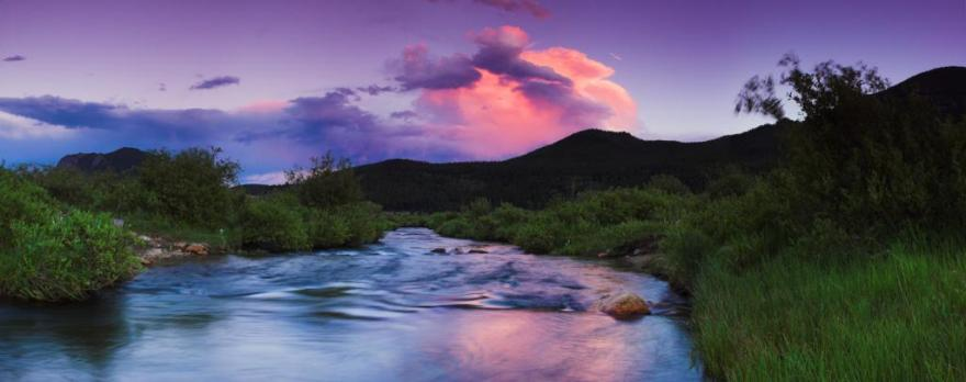 pink-river