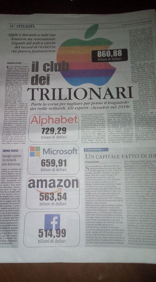 trilionari
