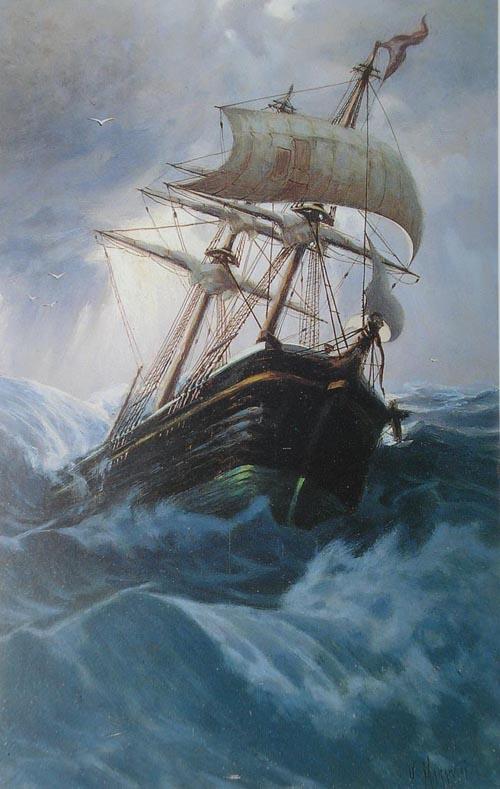 veliero-nella-tempesta